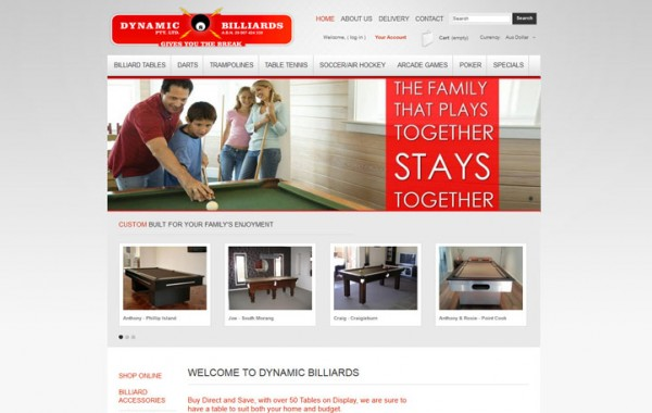Dynamic Billiards