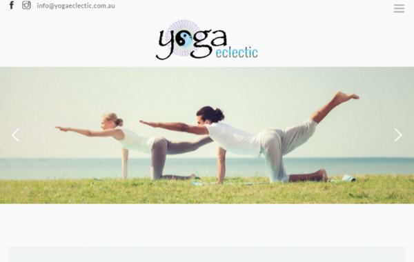 Yoga Eclectic