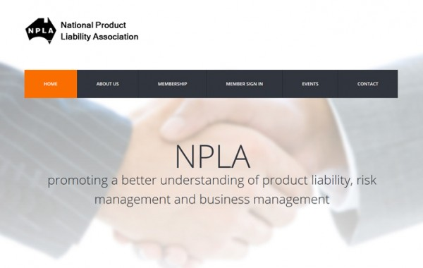 National Product Liability Association