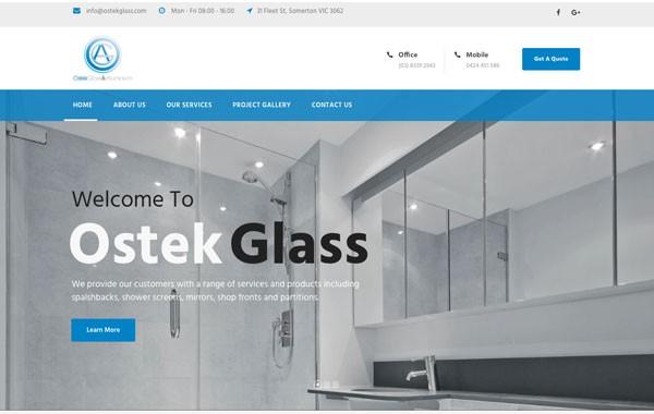 Ostek Glass & Aluminium