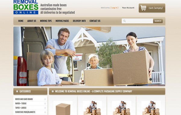 Removal Boxes Online
