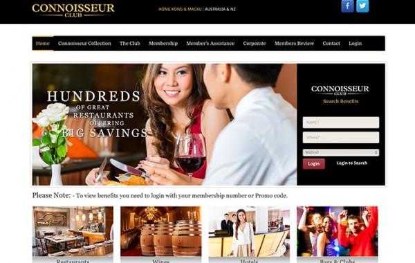 Connoisseur Club HK