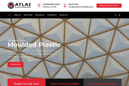 Atlas Plastic Moulding