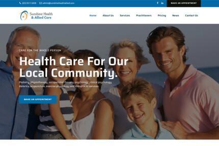 Sunshine Health & Allied Care